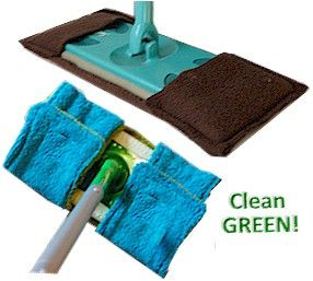 Swiffer Covers: Patterns & Tutorials