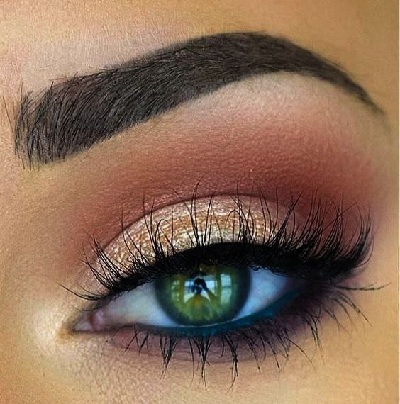 Eyeshadow Looks For Blue Green Eyes Natural Makeup Look For Blue