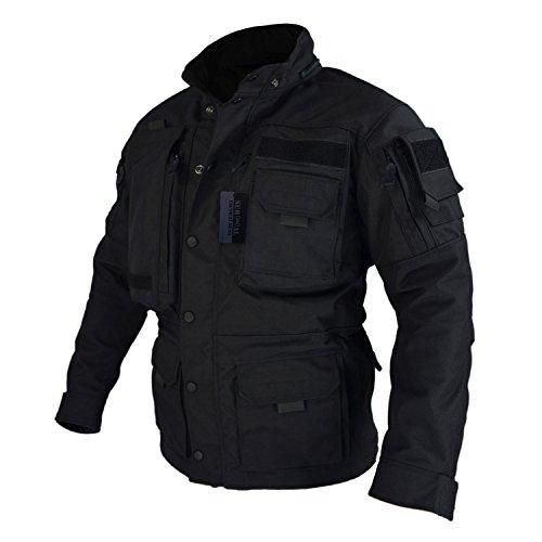 Assembled Using 1000d Cordura Military Adding Abrasion Resistance And Protection Lots Of Large Pockets Molle System Off Tactical Jacket Jackets Outdoor Jacket