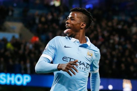 Manchester City vs Stoke City - but de Iheanacho - Direct Foot