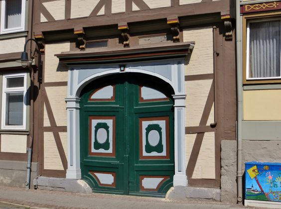 Wolfenbüttel: Harzstraße 22  Wolfenbuettel, Lower Saxony, Germany | Flickr - Photo Sharing!