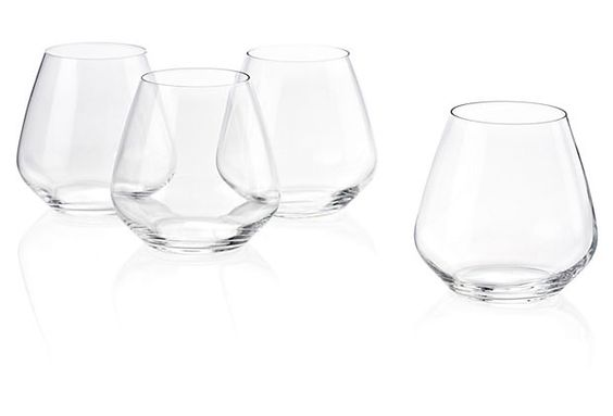 S/4 Pinot Noir Stemless Glasses on OneKingsLane.com......these wineglasses are perfect for summer entertaining, and for the right price!