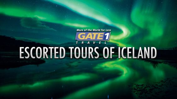 Escorted Tours of Iceland