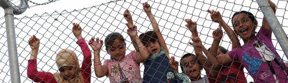 ¿Donde están los más de 10.000 niños refugiados que Europol da por perdidos?