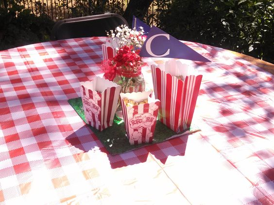 Pinterest the world s catalog of ideas for Baby shower bbq decoration ideas