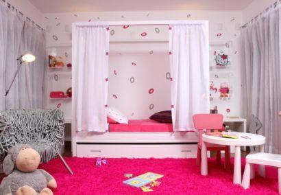 quartos de meninas decorados infantis