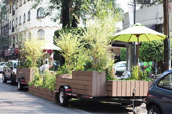 Parklets - Design of The World