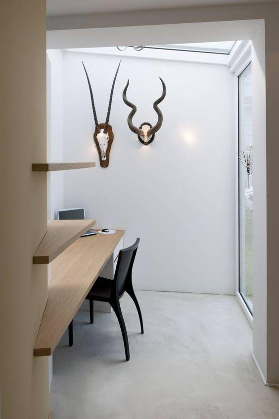 Modernes Einfamilienhaus in Essen: Modern Arbeitszimmer von Stockhausen…