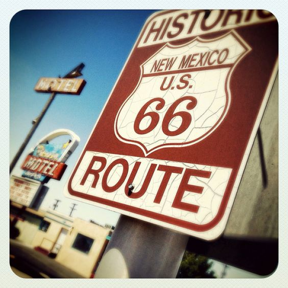 route 66 pioneer motel signs street albuquerque new mexico nob hill route 66 mexico and signs. Black Bedroom Furniture Sets. Home Design Ideas