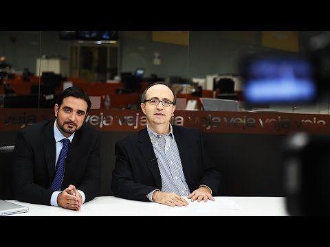 """Reinaldo Azevedo, inimigo nº 1 dos """"petralhas"""", no #ProgramaDiferente - YouTube"""