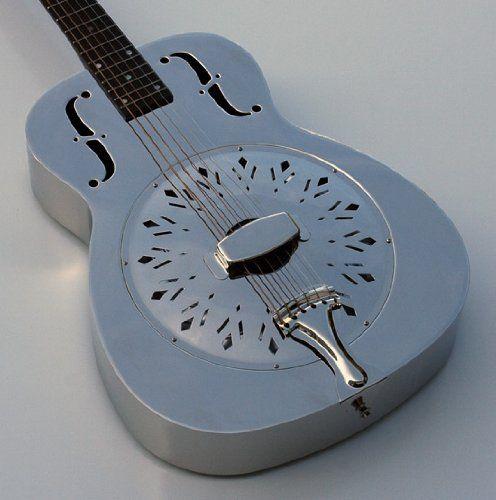 image detail for pro style o metal body resonator dobro guitar b002e7u95s. Black Bedroom Furniture Sets. Home Design Ideas