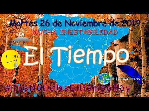 Jmtusnoticias Tusnoticiaseltiempohoy Aemet Mucha Inestabilidad 13 De Noviembre Diciembre 17 De Noviembre