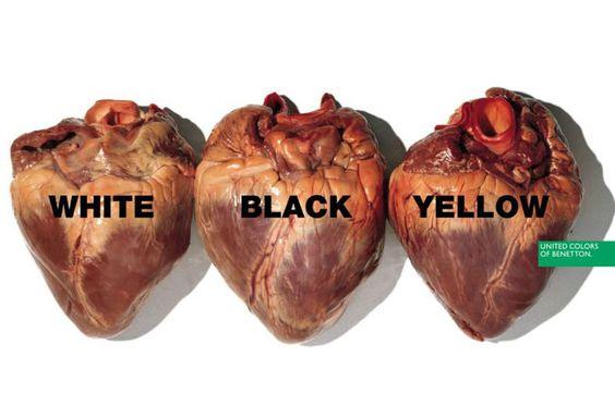 Irkçılık karşıtı Benetton,aferin