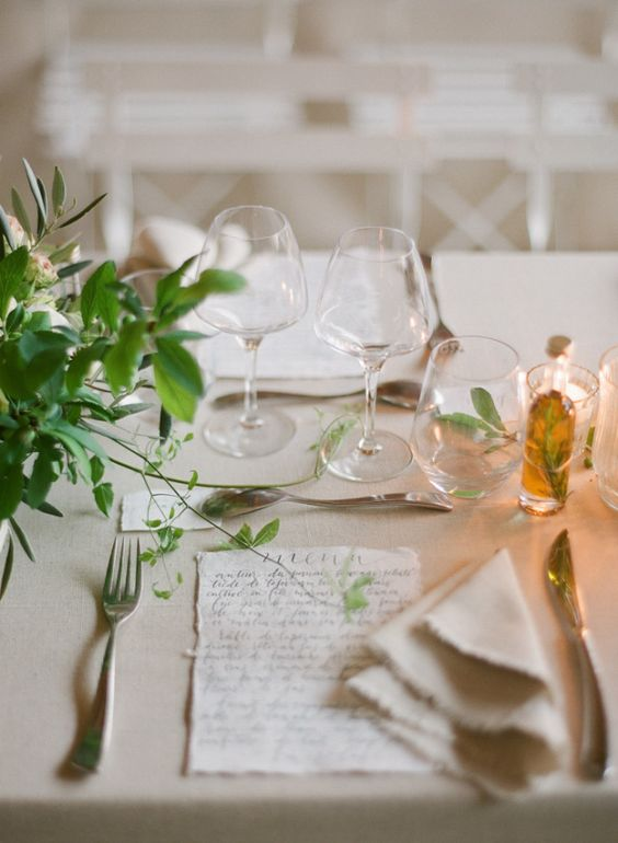 Romantic Provence Wedding Inspiration | Photos by Greg Finck