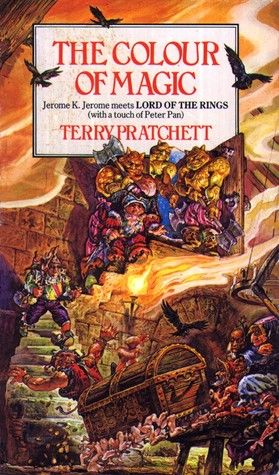 The Colour of Magic - My introduction to Terry Pratchett