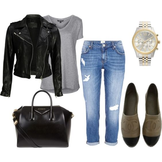 """""""Cute and Easy Outfit"""" by stepkasia on Polyvore"""
