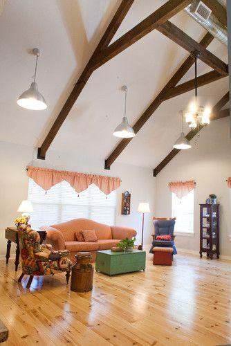 Attic Rooms Low Ceiling Decor