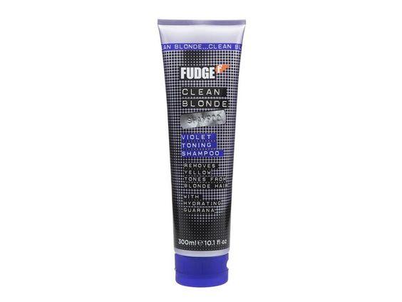 Fudge Clean Blonde Violet Shampoo 300ml - Blush.no