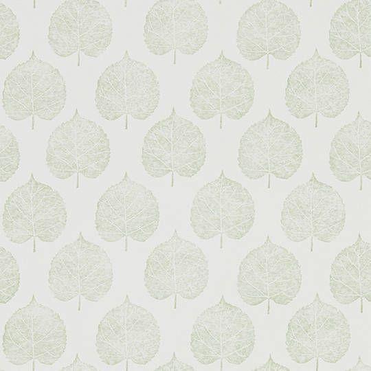 Sanderson Home Lyme Leaf Wallpaper Celadon Dhpo216383 With Images Leaf Wallpaper Room Wallpaper Wallpaper Direct
