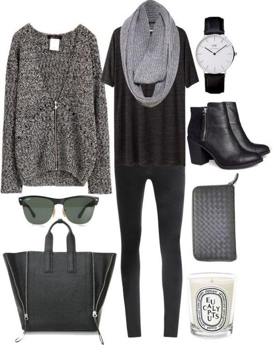 estilo militar tendencia outono inverno 2015 outfit 5