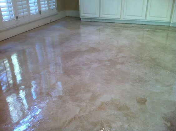 gray brown concrete floor google search floors