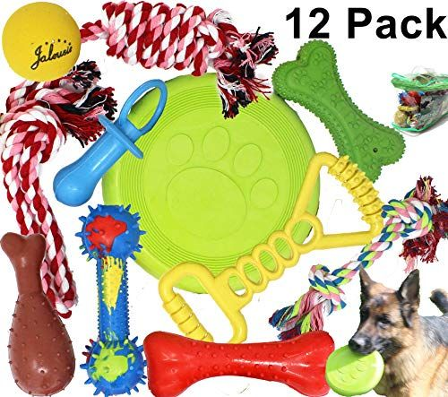Jalousie Chew Toy Natural Rubber Chew Toy For Interactive Play Toy