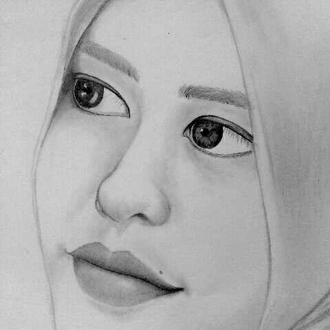 Lukisan Pensil Tyo_art