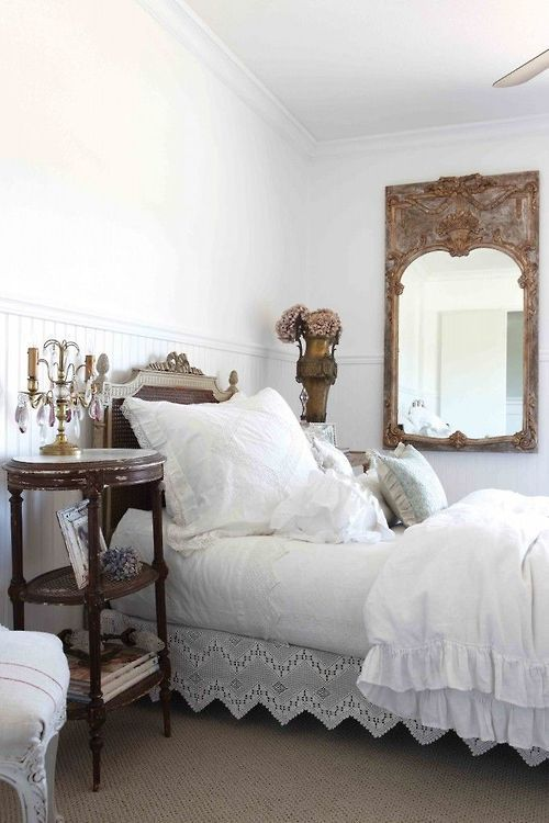 It's all about the linens!:::