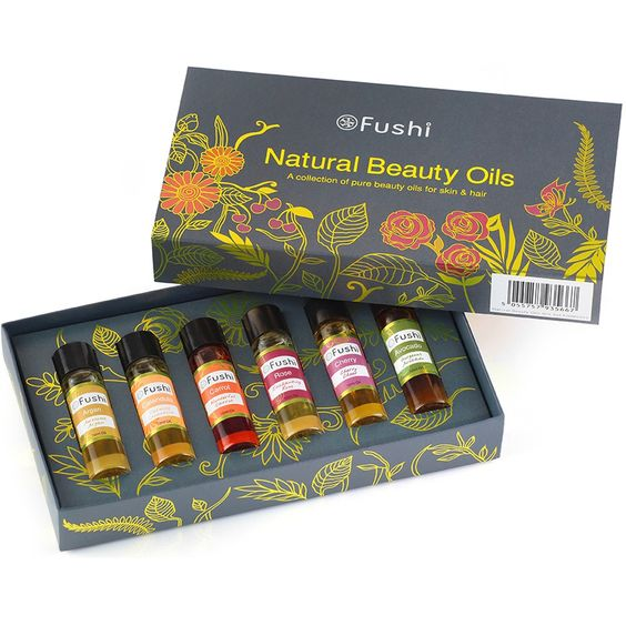 Natural Beauty Oils Collection