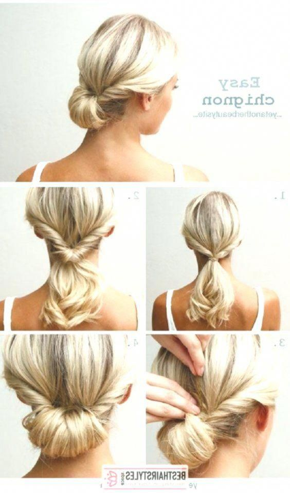 Easy Hairstyles And How To Do Them Easyhairstyles Medium Length Hair Styles Easy Professional Hairstyles Long Hair Styles