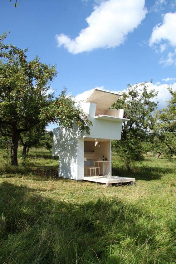 Refuge Arcadia - Architecte: Allergutendinge