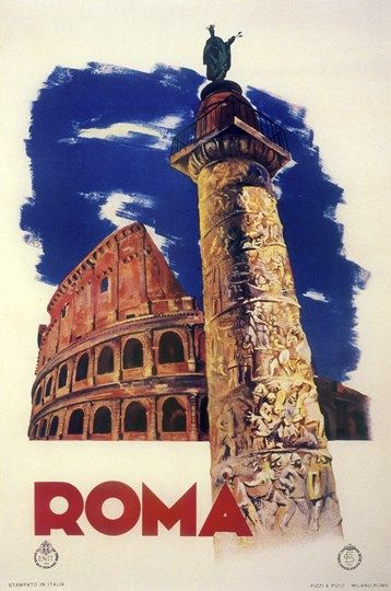 Roma poster