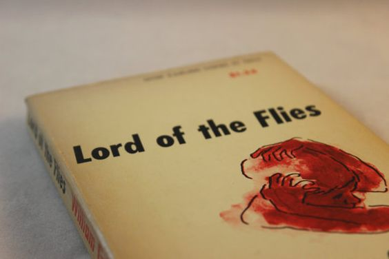Cheap Reads: 1959 Paperback Copy of Lord Of The Flies by William Golding on Etsy, $4.00