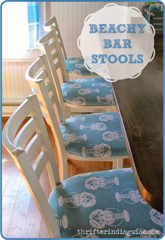 Kitchen Bar Stools Http Www Completely Coastal Com 2016