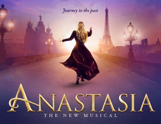 Journey to Next Spring: Anastasia Unveils Broadway Artwork, Sets Start Date | Broadway Buzz | Broadway.com