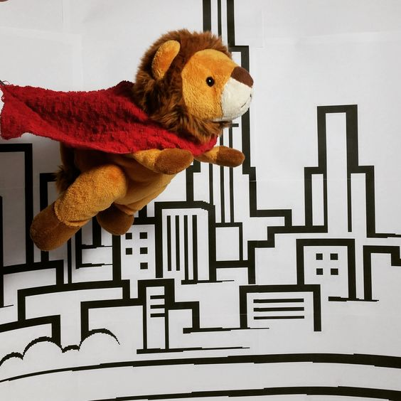 For every villain, there will be a hero fighting for justice!  (www.adorableindustries.com) #adorableindustries #freecomicbookday #superhero #upupandaway #villainsbeware #heretosavetheday #adorable #plushies #stuffedanimals #stuffedtoys #plushtoys #comic #comicbook #comics #comicbooks #comicbookday #comicbooksday #hero #myhero #itsabird #itsaplane #superlion #lion #lionplush #savetheday #toyphotos #toyphotography #justice #upinthesky #cape #flying #flyinginthesky #wow #saveme #helpme