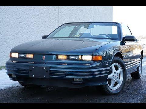 1995 Oldsmobile Cutlass Supreme Convertible Oldsmobile Cutlass Supreme Oldsmobile Cutlass Oldsmobile