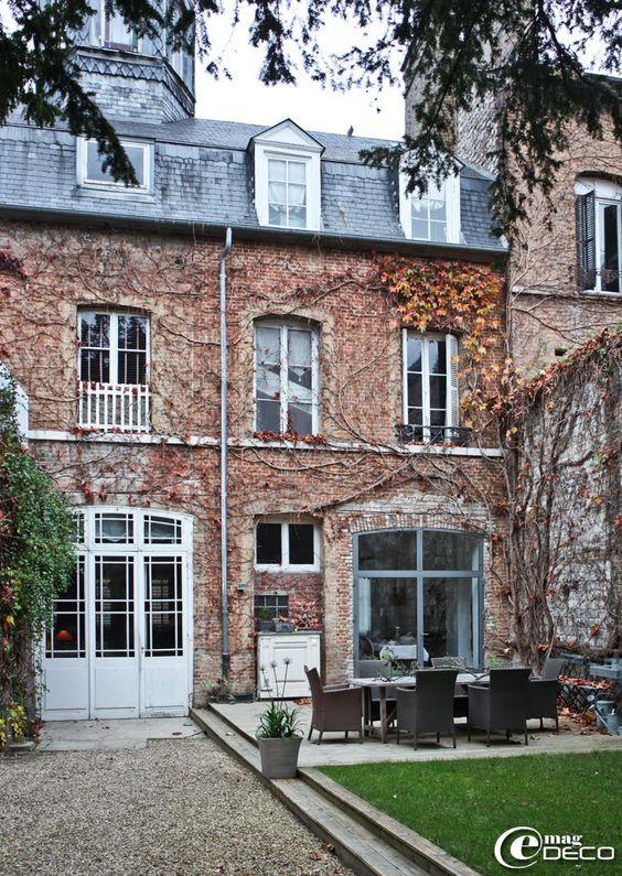 1890 Restored Home in France   Inspiring Interiors: