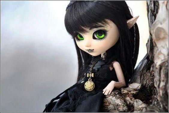 Elfo doll