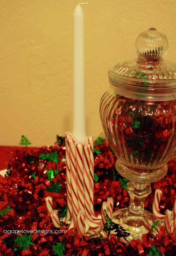 Christmas Centerpiece Agape Love Designs Simple Cheap