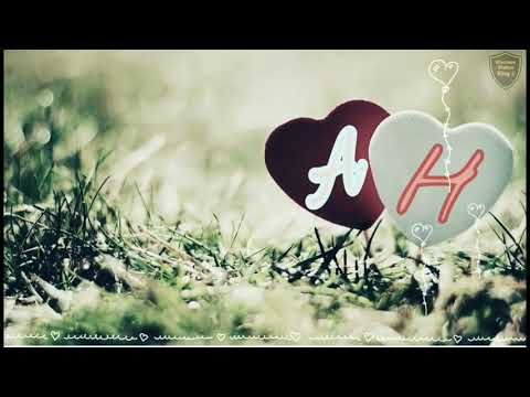 A And H Letter Whatsapp Status Whatsapp Status For A And H Letter Mix Youtube Alphabet Images Lettering Monogram Logo Design