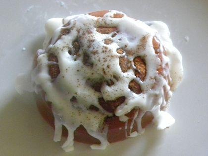 Fake Cinnamon Bun Soap #HAFshop #HAF #handmade $5.00