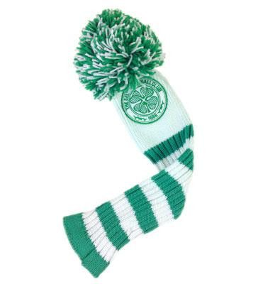 Celtic F.C. Headcover Pompom (Fairway)