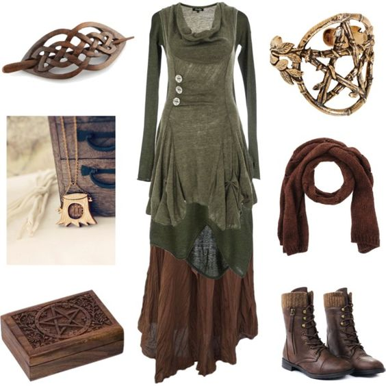 The Woodcarver by maggiehemlock on Polyvore featuring Manostorti, Pamela Love and LIU•JO