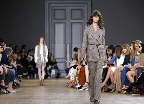 Pariser Fashion-Week: Modehaus Chloe (Bild: reuters)