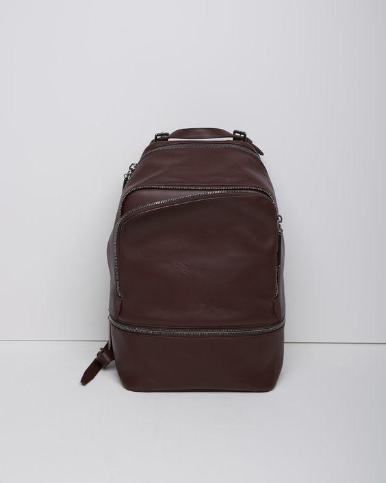 3.1 Phillip Lim / 31 Hour Zip-Around Backpack #pf14