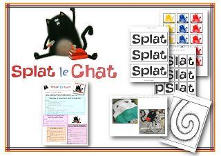 La classe de Virginia: Splat Le Chat