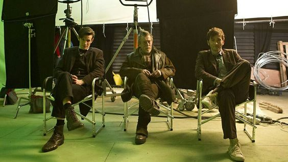 Doctor Who | The Day of The Doctor -- Behind the Scenes
