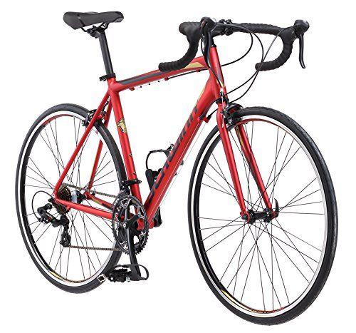 Schwinn Volare 1400 Road Bike 700c 28 Inch Wheel Size Red Fitness Bicycle 53cm Medium Frame Size Road Bike Bicycle Maintenance Bicycle