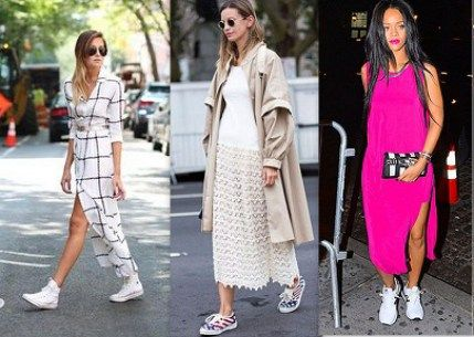 Easy Ways to Rock Your Sneakers